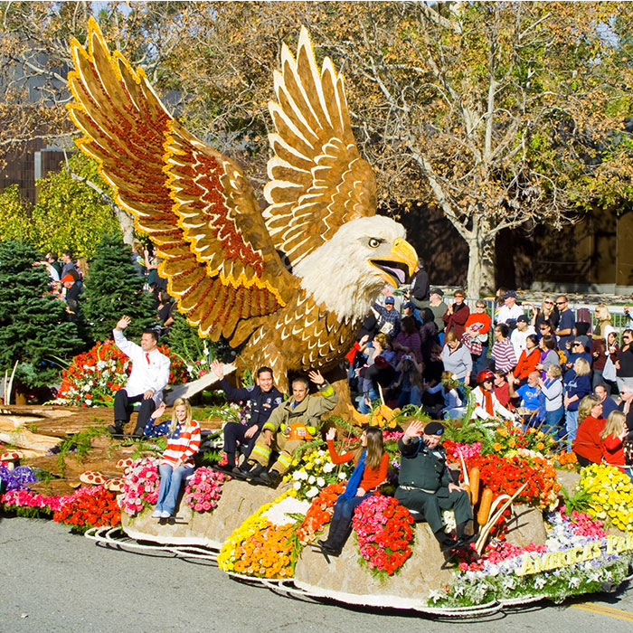 Rose Parade Tours