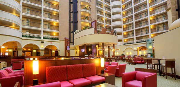 Embassy Suites Park Central Tours