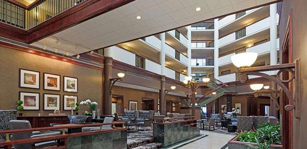 Wyndham Suites Prk Central