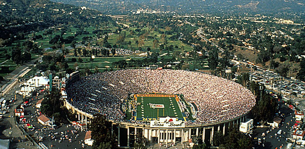 Rose Bowl and Parade 2019 Tour Packages